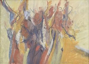 La forêt brûlée - 2002 - 23X32