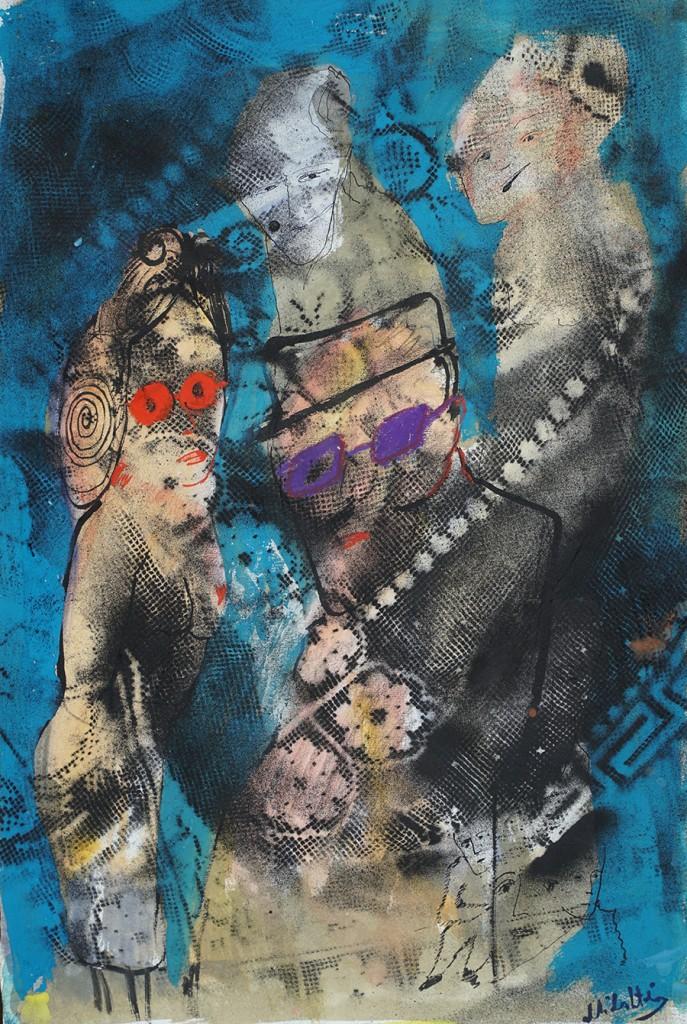 """""""Sans Titre"""" - 50 X 32,5 cm - 2005"""